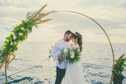 Boho wedding inspiration project